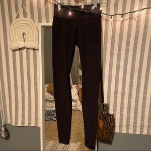 lululemon | black full length leggings